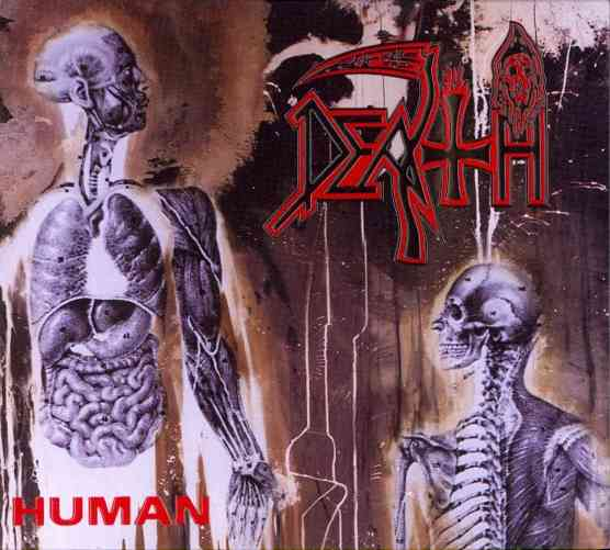 HUMAN BY DEATH (CD)